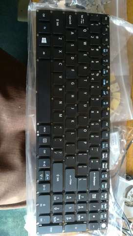 Acer keyboard for E series with power button