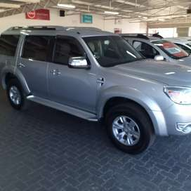 2010 Ford Everest 3.0 TDCI