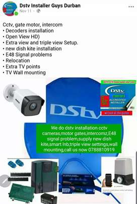 Dstv installation in pinetown
