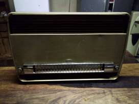 VINTAGE Retro Belling Zephyr 855 old portable electric heater fire