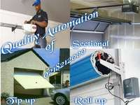Image of High quality garage door automation!!!