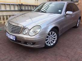 E220cdi emaculate condition