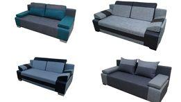 Sofa kanapa rozkładana różne kolory funkcja spania DARMOWA WYSYŁKA***