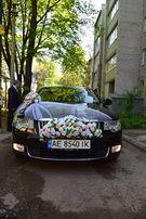 Украшение на свадебную машину, авто АРЕНДА