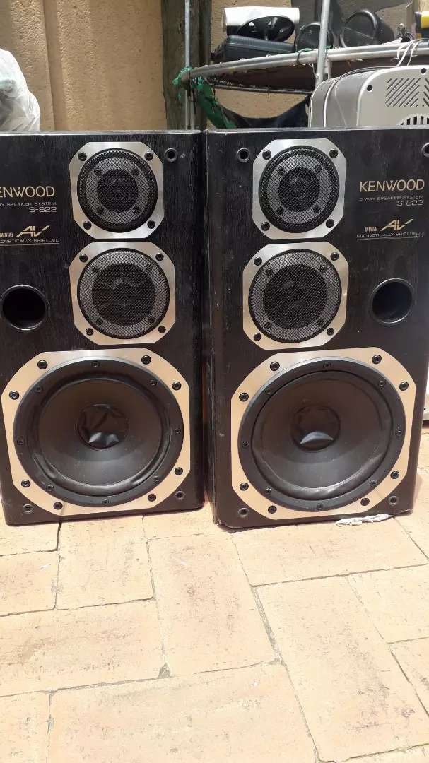 Kenwood Speakers Home Theater Sound 0