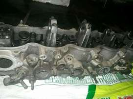 Am selling  cylinder head for Mazda bakkie is in very good condition