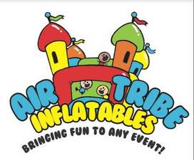 Jumping castles and inflatables for rent