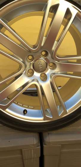 RS5 Tyres & Rims for sale