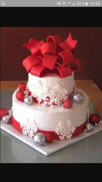 Image of Cakes for christmas
