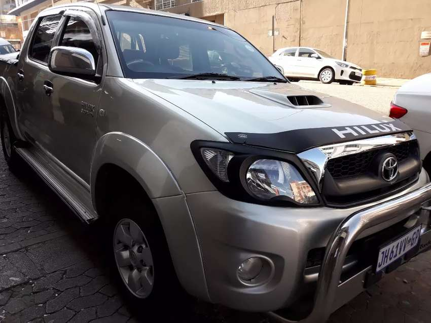 2009 TOYOTA HILUX RAIDER DOUBLE CAB MANUAL 0