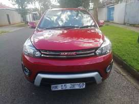A second New 2018 Haval H1 1.5 VVT