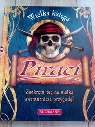 Książka dla dzieci - PIRACI.