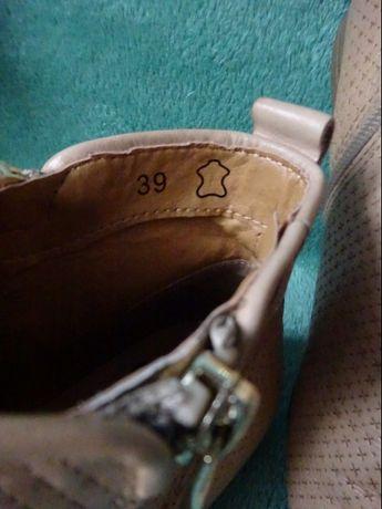Caprice walking on air botki r.39 wkładka 25,3 cm buty obuwie kozaki Poznań - image 5