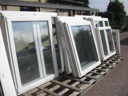 Okna Pcv 1290 x 1610 z Demontażu z Niemiec !
