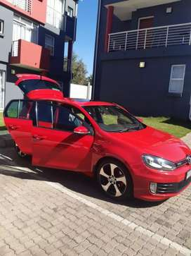 Golf6 GTI at very  low  price  good  condition