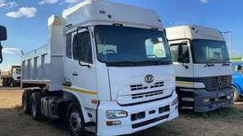 Nissan UD460 10 cube tipper