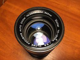 Обьектив Vivitar 70-150mm 1:3.8 Close focusing auto zoom