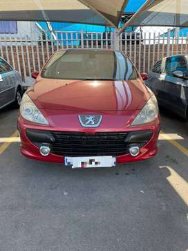 2006 Red Peugeot 307 1.6 X-Line