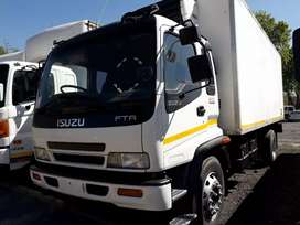 2007 Isuzu FTR 800 Fridge Body 8ton
