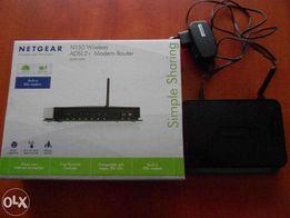 Router Netgear N 150 Wireless Wi-Fi ADSL2 (bezprzewodowy)