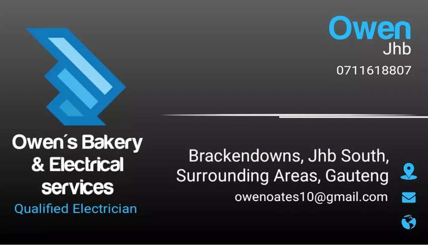 Bakery & Electrical services 0