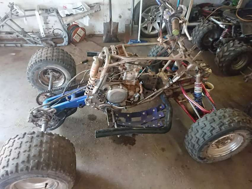 Yamaha yfz parts for sale 0