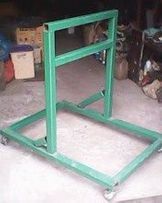 подставка - стойка для лодочных моторов специальная