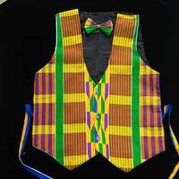 Image of Nice Kente petty coat with bow