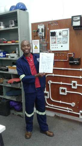 Trade test in electrical guarantee pass now