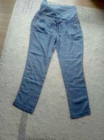 Dwie pary spodni ciąźowych roz 40 i 44, STAN IDEALNY!