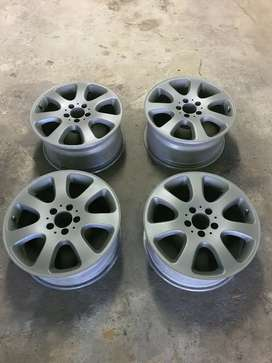 17inch OEM Mercedes Benz Wheels