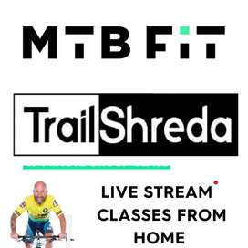 Live stream cycle fitness classes ANY Bike ANY Trainer