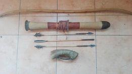 Лук,колчан,стрелы