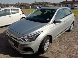 2019 Hyundai i20 1.2 motion manual with only 3500kms