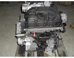 Мотор двигатель Skoda Passat 2.0TDI BMP BMR CBA BKP разборка турбина