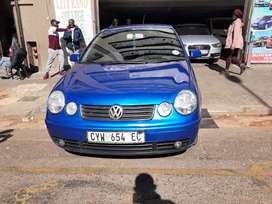 VW Polo 1.9ltd  TDI
