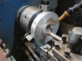 STEEL LATHE WORK