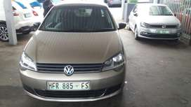 Vw Polo Vivo 1.4, Polo, 2017, Suv.