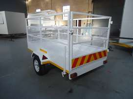 Utility Trailer On Special