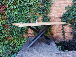 Стол обеденный. Кухонный стол. Стол для офиса. Стол из дерева. Лофт.