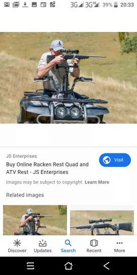 Racken Rest and Quad bike Rest for sale