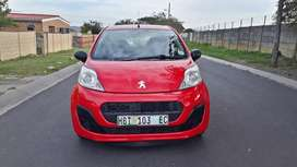 2013 peugeot 107 urban, only 1 owner