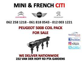 Peugeot 5008 Coil pack for sale