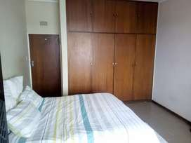 A room is available in a 2 bedroom flat.