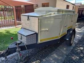 2003 Off road camping trailer with lots of extras
