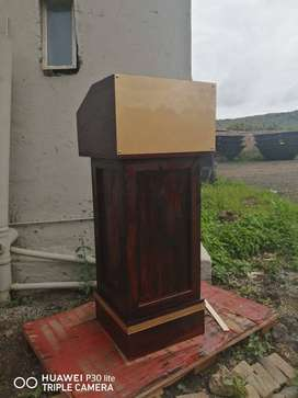Wooden Pulpits On Sale Now Lockdown Opening