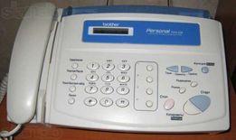"""Телефон/факс """"brother - 236 """"+ бумага в подарок"""