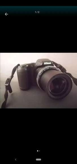 Nikon Coolpix L340 28 x Optical zoom wide 20.2 MP