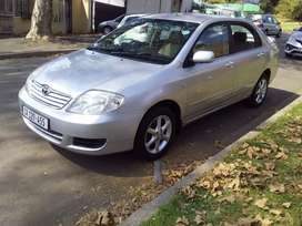 2005 toyota corolla 1.6i gsx for sale
