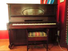 A Beautiful Renardi Piano and Stool For Sale!